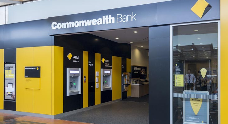 Commonwealth Bank's half-year profit slides after property market slowdown