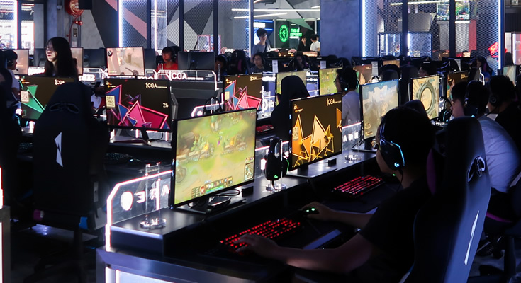 Investing In The Egaming And Esports Boom – ShareCafe