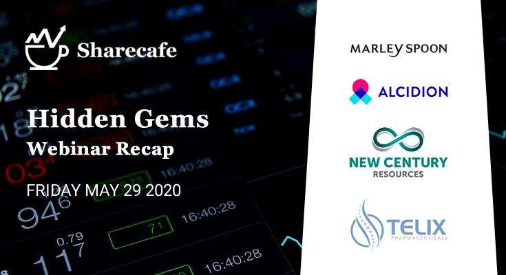 Hidden Gems Webinar Recap – MMM, NCZ, ALC, TLX